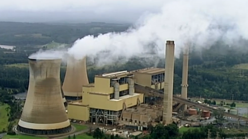 Three generators at the Yallourn power plant were taken offline.