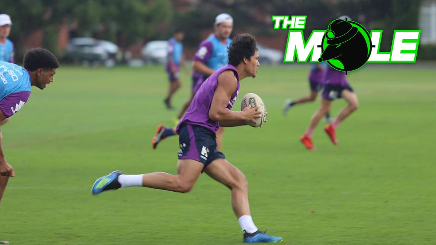 The Mole: Storm's ex-rugby prodigy Judda Turahui could fix centre problem