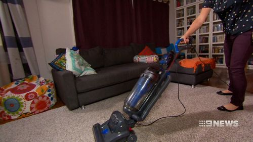 Hoover has the best handheld vacuum. (9NEWS)