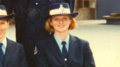 Elke Meyer is a former police officer.