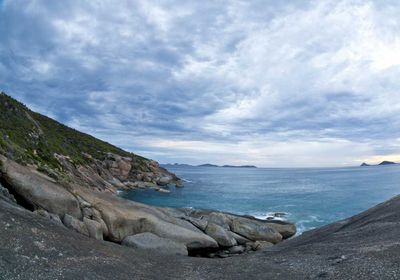 <p>Victoria: Sealer's Cove Track, 20.4km, Wilson's Promontory</p>