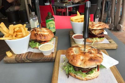 <strong>2. The Burger Bar - QLD</strong>