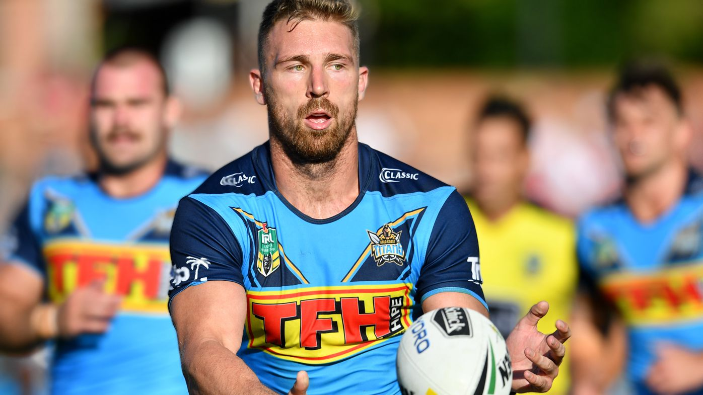 Bryce Cartwright suffers fracture at Gold Coast Titans training