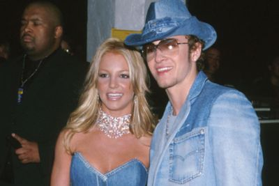 When: 2000-2002<br/>Any couple that can pull off double denim, is truly destined to be together.