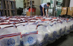Ice worth $300 million found at Sydney depot