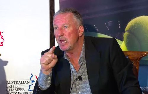 Ian Botham has been vocal about his dislike about Australia's batting stocks.