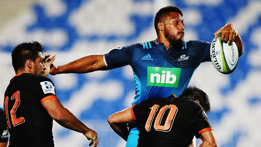 Blues hold off spirited Jaguares