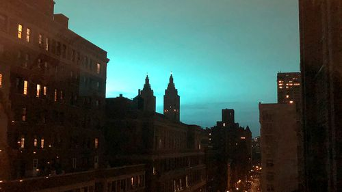 The blast prompted a brief fire at a sprawling Con Edison facility in Queens – but no injuries – and a spectacular illumination of the New York skyline that generated a flurry of online commentary.