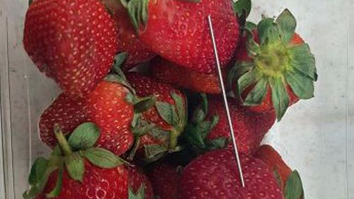 Woolworths told 9News.com.au the move comes in light of the national strawberry contamination crisis and is aimed at protecting its customers.