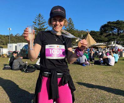 Lauren The Health Mummy marathon