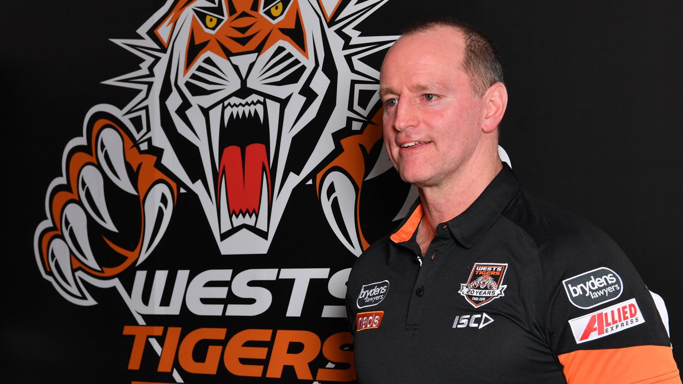 NRL blowouts due to sub-par fitness, not six-again rule, West Tigers coach says