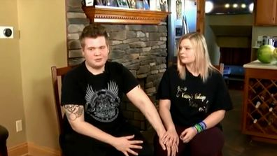 Mum's tragic death saves daughter's sick boyfriend