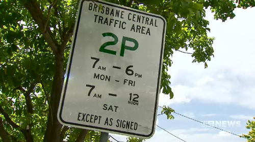 Residents who live in the area say the street signage is ambiguous, hidden and confusing.