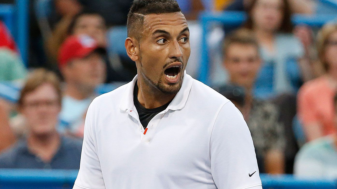 'Learn to zip up': Tennis legend John Newcombe reacts to ban on Nick Kyrgios