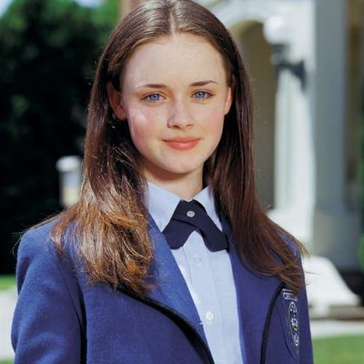 Alexis Bledel as Rory Gilmore: Then