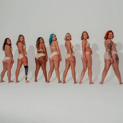 The music video for Kiss My Fat Ass by Sheppard
