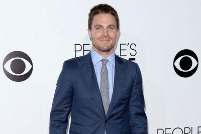 <i>Arrow</i> star Stephen Amell