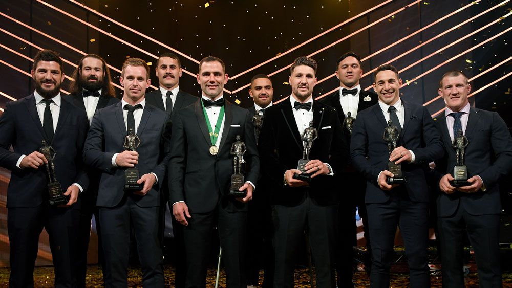 """Dally M Team of the Year is """"rubbish"""", """"lacks integrity"""" and is """"never right"""", says Phil Gould"""