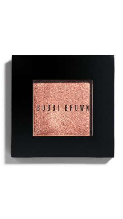 "<a href=""http://www.bobbibrown.com.au/product/2330/8197/Makeup/Eyes/Eye-Shadow/Eye-Shadow/New-Shades "" target=""_blank"">Sheer Bright Eyeshadow in Burnt Rose, $42, Bobbi Brown.</a>"