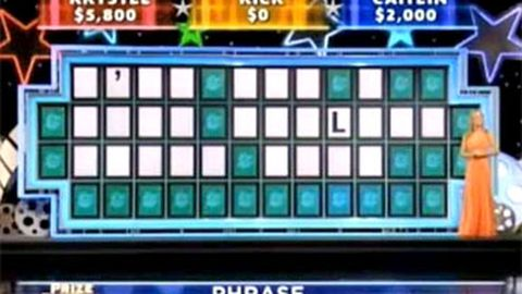 One-letter Wheel of Fortune solver denies cheating claims