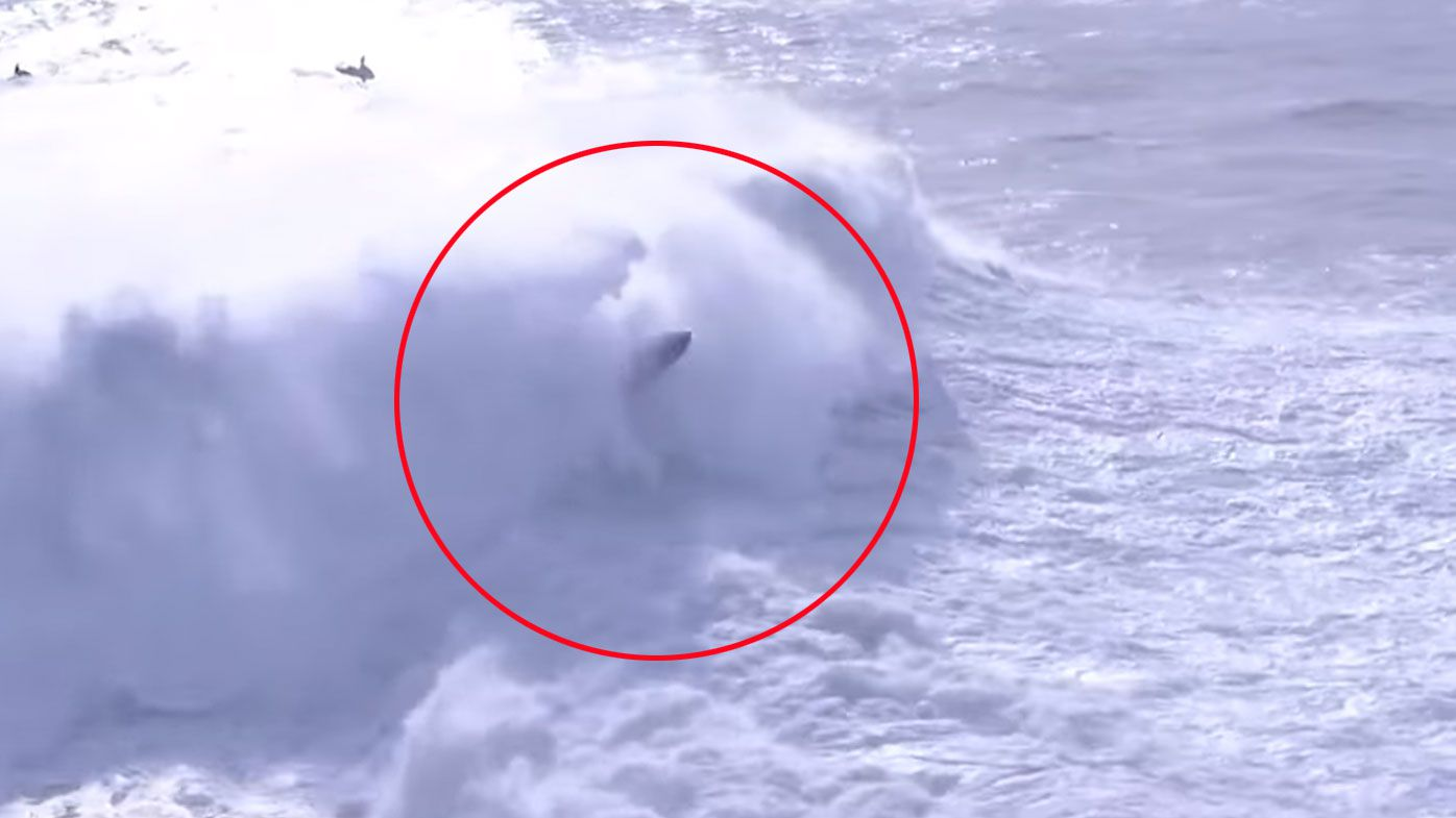 WSL under fire after horror wipeout at notorious break left surfer Alex Botelho unconscious