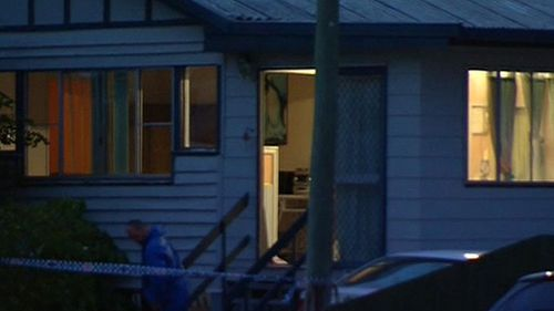 Police were called to the home in Kippa Ring after reports of an agitated man. (9NEWS)