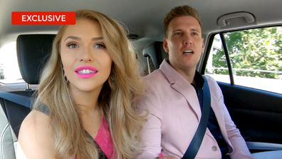 Exclusive: Georgia and Liam reveal their thoughts ahead of the Dinner Party