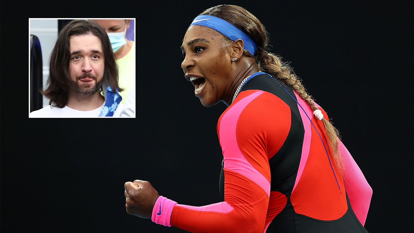 Serena Williams' husband Alexis Ohanian rips Madrid Open owner again after quarter-final win