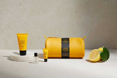 Business Class Amenity Kit, Middle East - Buzz for Etihad Airways