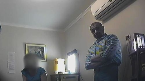 Zaphir was a de-registered chiropractor who claimed he could cure cancer.