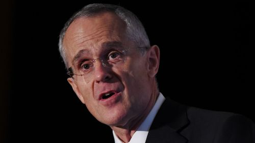 ACCC chairman Rod Sims has taken aim at the banks for their treatment of customers. (AAP)