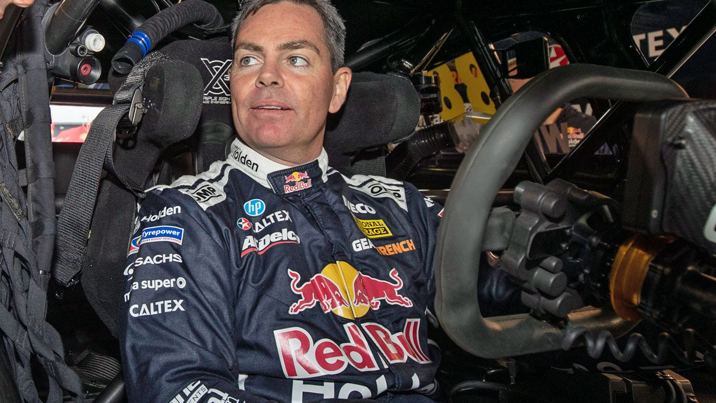 Craig Lowndes threatens Peter Brock's Bathurst record with contract extension