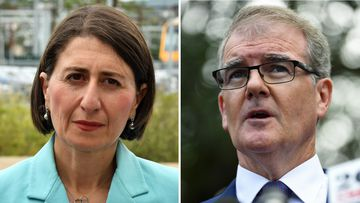Both Gladys Berejiklian and Michael Daley are making their final pitches to voters ahead of Saturday's vote.
