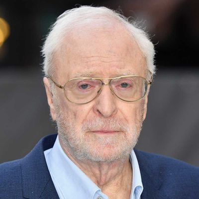 Sir Michael Caine as Victor Melling: Now