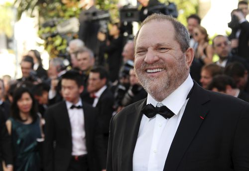 Weinstein has continued to deny any wrongdoing despite several women coming forward to complain about sexual harassment. (AAP)