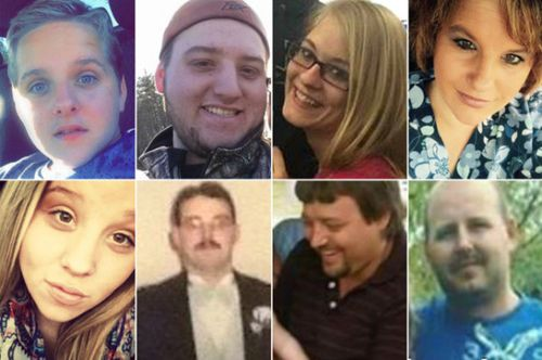 The mass murder of eight members of the same family 'may have been a professional hit', according to one criminologist.
