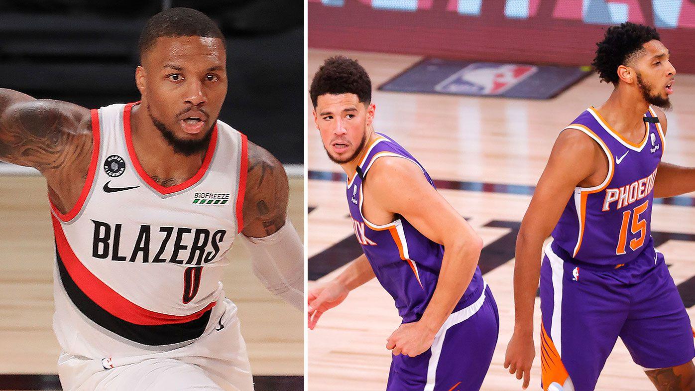 Portland Trail Blazers escape Brooklyn Nets, advance to play-in series and Phoenix's dream run