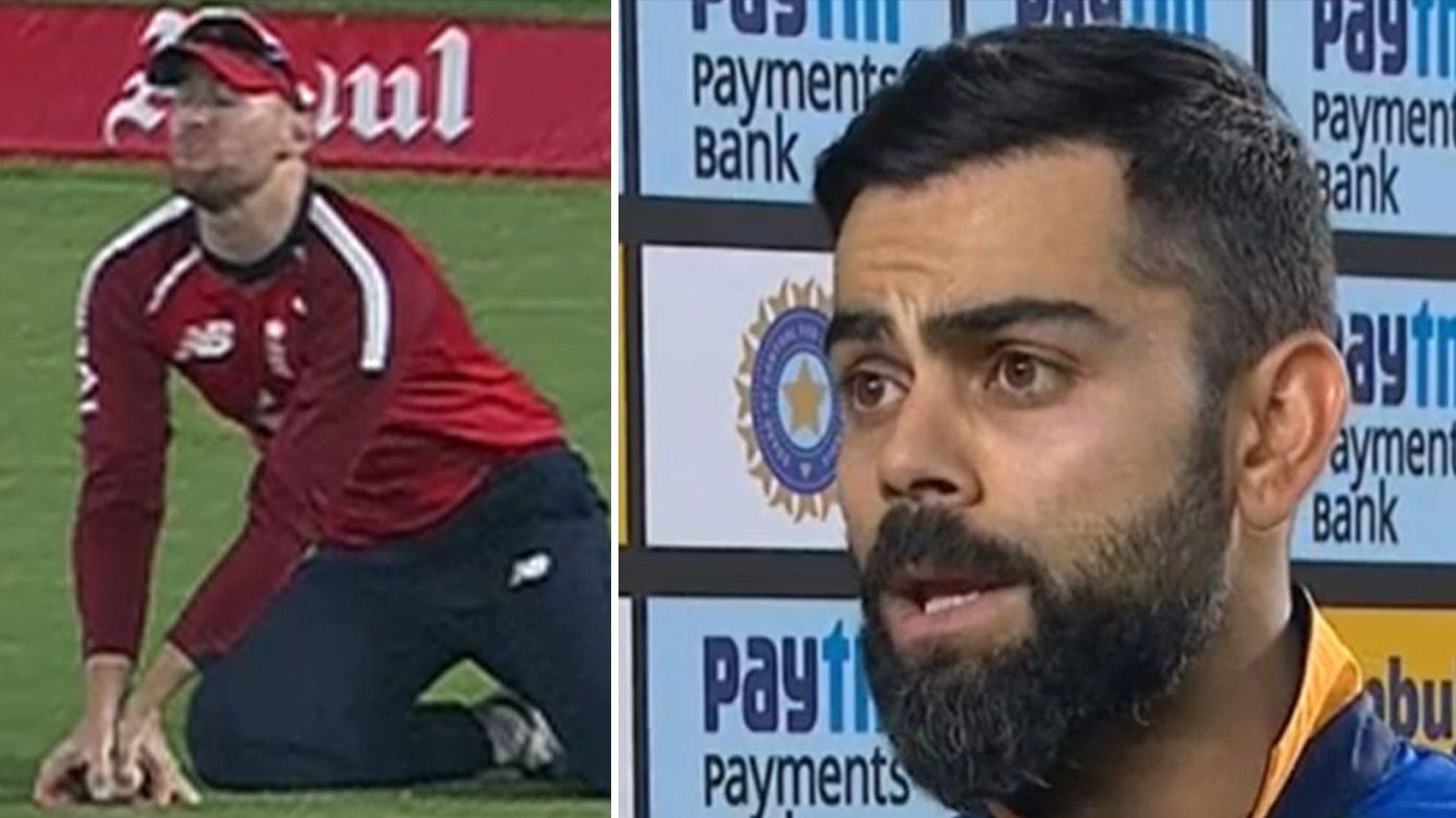 Virat Kohli calls for ICC to scrap soft signal in wake of controversial Dawid Malan catch