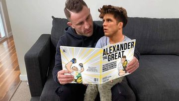 Volkanovski's hilarious burn for UFC rival