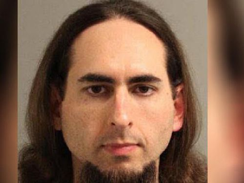 Jarrod Warren Ramos has been arrested over the shooting at The Capital Gazette in Maryland. Picture: Supplied