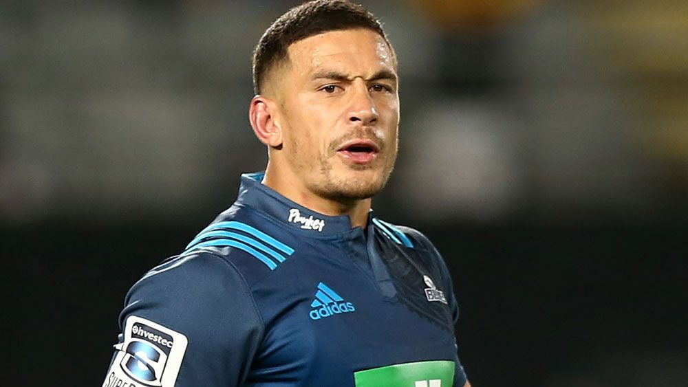 Ramadan no burden for Sonny Bill Williams