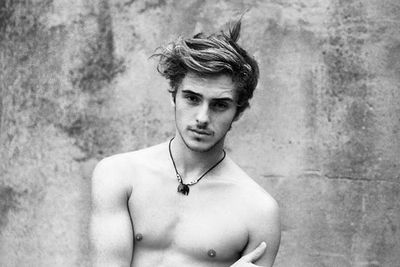 This 22-year-old model who appeared in two of his sister's films.<br> <br> Click through to the next slide to see whom he's related to and then try to guess the identity of the rest of our celebrity siblings.