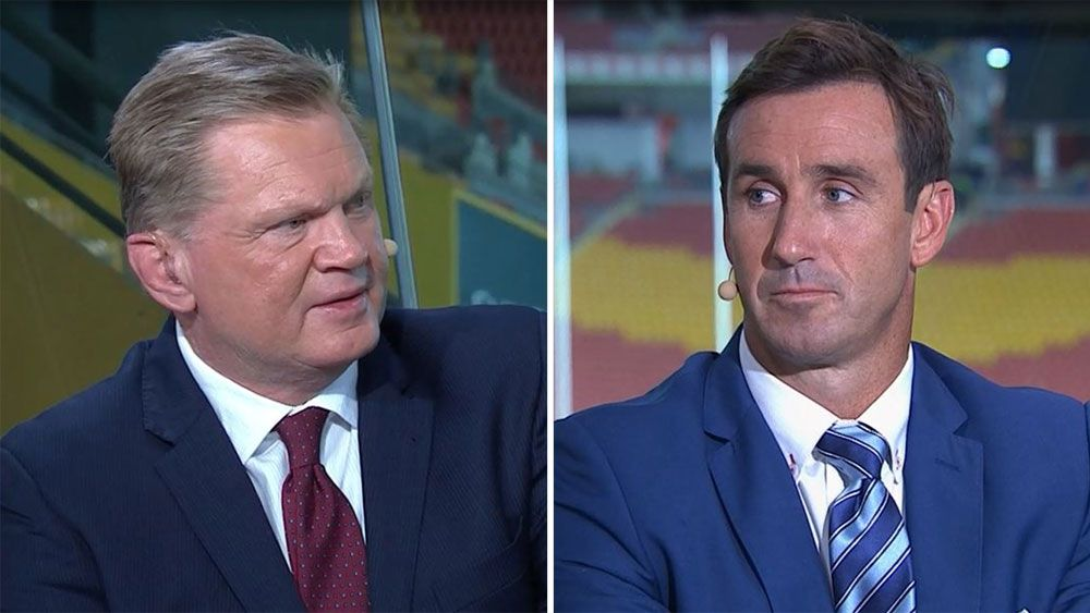 NSW legend Andrew Johns undecided on coaching the Blues in State of Origin