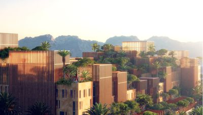 Uptown by Design and More International, Saudi Arabia.
