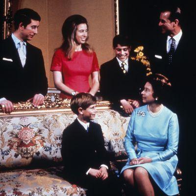 The cast of <em>The Crown</em>
