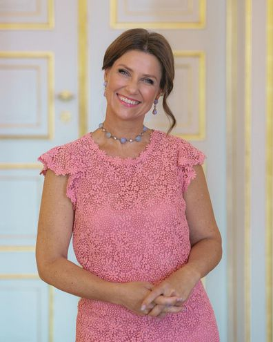 Princess Märtha Louise of Norway celebrates her 50th birthday with new portraits released by the Norwegian Royal Household
