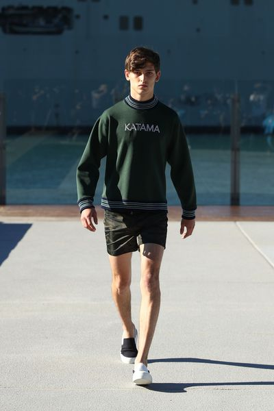 Katama at Mercedes-Benz Fashion Week Australia Resort '18.