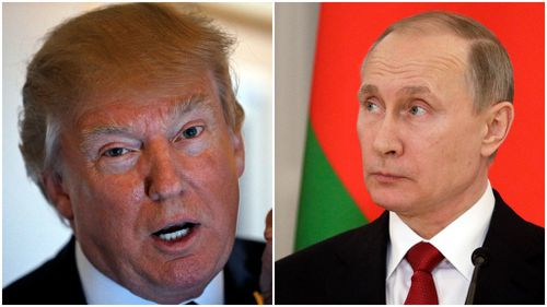 Mr Putin denied the hackers were from Russia or swayed the US election in favour of Donald Trump.