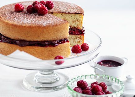 Sponge cake recipes