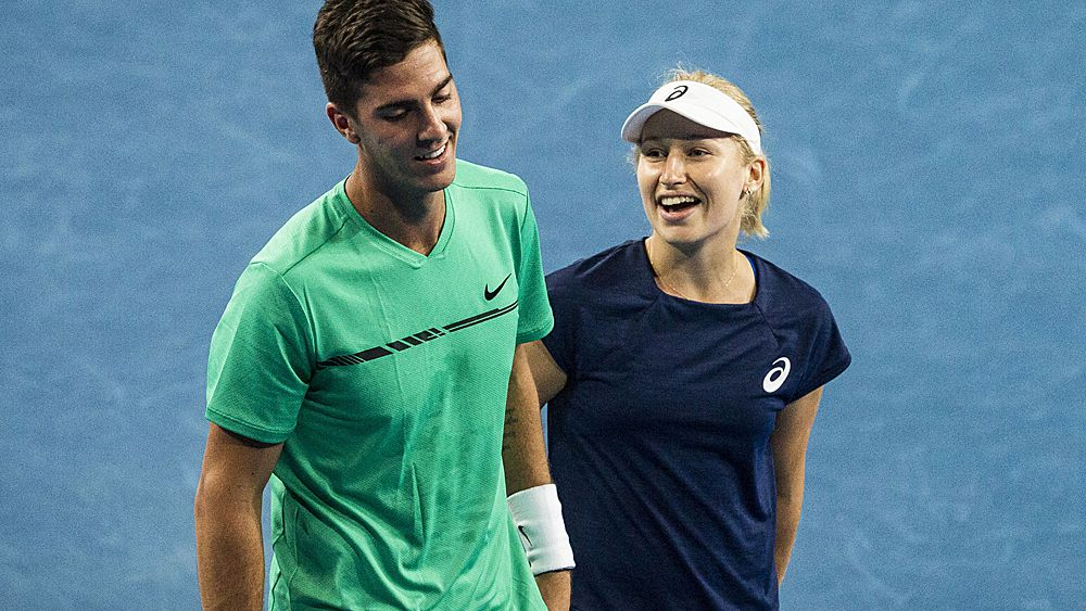 Tennis: Germany through to Hopman Cup final after defeating Australia